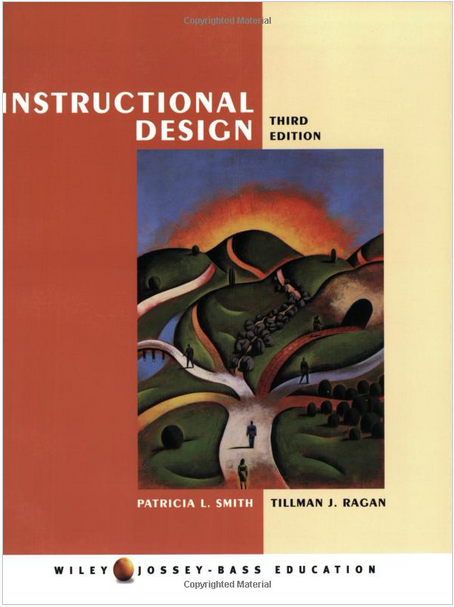 Instructional Design by Smith & Ragan