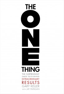 12-31 The One Thing