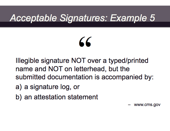 09-19 Acceptable Signatures